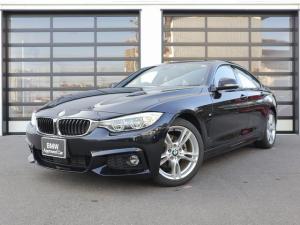 BMW 4シリーズ 420iグランクーペ Mスポーツ ACC  社外ドラレコ LEDヘッドライト リアPDC