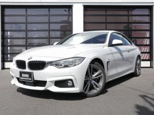 BMW 4シリーズ 435iクーペ Mスポーツ ACC 赤革 ヘッドアップD 地デジ