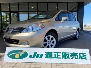 日産 ティーダ 18G 走行14000キロ 関東仕入