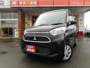 三菱 eKスペース M 4WD アイドルストップ シートヒーター ベンチシート