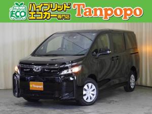 トヨタ ヴォクシー X 4WD 8人乗 Bモニター リアエアコン 両側電動ドア