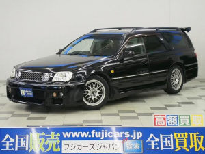 i日産 ステージア オーテックVer 260RS 4WD HDD 車高調 後期
