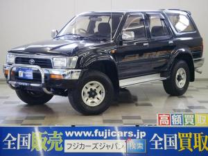 トヨタ ハイラックスサーフ SSR-Xリミテッド ワイド サンルーフ アイドルUP