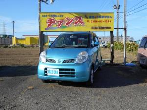 日産 モコ E 2WD スマートキー 検4年4月まで
