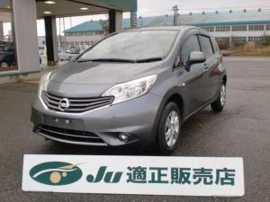 日産 ノート X FOUR 夏タイヤ4本新品付