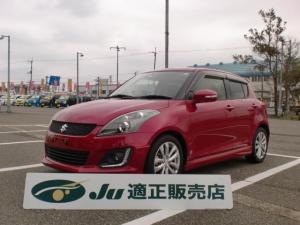 スズキ スイフト RS-DJE 夏タイヤ4本新品交換 クルコン