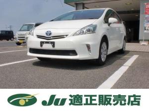 トヨタ プリウスアルファ S Lセレクション 夏タイヤ4本新品付
