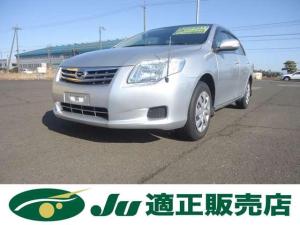 トヨタ カローラアクシオ G 5速マニュアル 夏タイヤ4本新品交換 5速マニュアル/キーレス/Wエアバッグ/ABS/