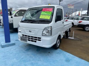 日産 NT100クリッパートラック DX 4WD 3方開