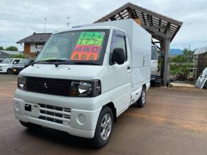三菱 ミニキャブトラック G 4WD エアコン パワステ オートマ 100V インバーター ABS エアバッグ