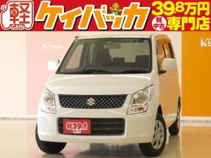 スズキ ワゴンR FX 4WD 純正CDデッキ シートヒーター