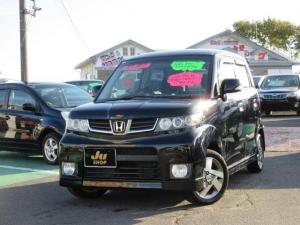 ホンダ ゼストスパーク W 2WD インパネ4AT ETC車載器 スマートキー CDオーディオ アルミ オートエアコン ベンチシート ABS エアバッグ