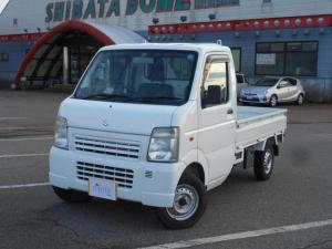 スズキ キャリイトラック KC エアコン・パワステ3方開 4WD