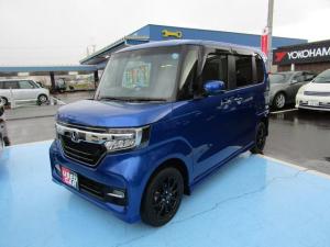 ホンダ N-BOXカスタム G・Lホンダセンシング4WD