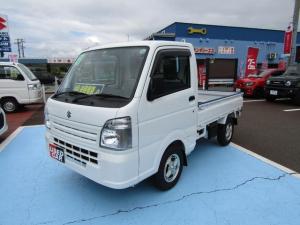 スズキ キャリイトラック KCエアコン・パワステ 4WD 5MT オプション装着車