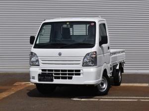スズキ キャリイトラック KCエアコン・パワステ 4WD 5速マニュアル ドラレコ