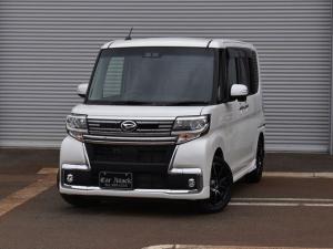 ダイハツ タント カスタムRS トップエディションSAIII 4WD