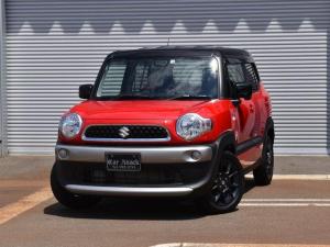 スズキ クロスビー ハイブリッドMX セーフティパッケージ 4WD ワンオーナー