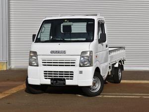 スズキ キャリイトラック KCエアコン・パワステ 4WD 5速マニュアル