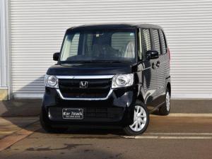 ホンダ N-BOX G・Lホンダセンシング 4WD 届出済未使用車 両側パワースライドドア