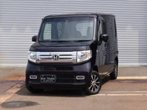 ホンダ N-VAN+スタイル クール・ターボホンダセンシング 4WD 社外メモリーナビTV バックカメラ