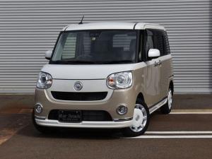 ダイハツ ムーヴキャンバス Gメイクアップリミテッド SAIII 4WD 社外ナビTV パノラマモニター ワンオーナー車