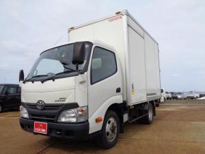 トヨタ ダイナトラック  アルミバン 積載2t 4WD ナビ バックカメラ ラッシング2段 ETC サイド扉 TKG- 3次排ガスクリア