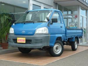 トヨタ タウンエーストラック ロングシングルJローDX 4WD3人5MT最大積載850kg
