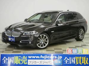 BMW 5シリーズ 535iツーリング モダン OPサンルーフ レーダークルーズ