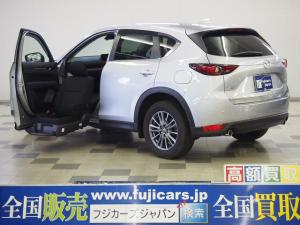 マツダ CX-5 XD プロアクティブ 4WD サイドリフトアップシート