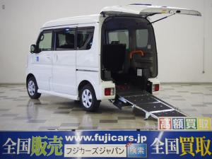 日産 NV100クリッパーリオ 福祉車両 衝突軽減ブレーキ Bモニター ETC 純正ナビ
