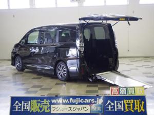 トヨタ ヴォクシー 車椅子1基 セーフティセンス 両側電動 モデリスタ Bカメラ