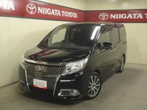 トヨタ エスクァイア Xi/4WD/9インチナビ/バックカメラ/ETC