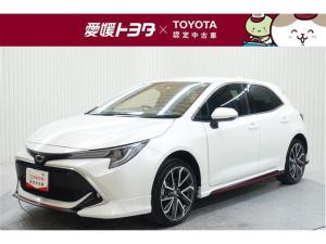 トヨタ カローラスポーツ G Z スマートキ- クルーズコントロール イモビライザー