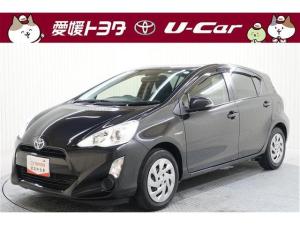 トヨタ アクア S メモリーナビ ドライブレコーダー ワンセグ スマートキ-