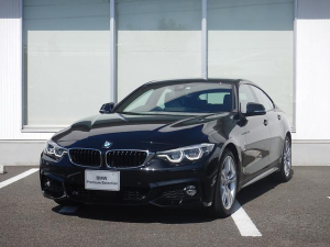 BMW 4シリーズ 420iグランクーペ Mスポーツ 弊社試乗車