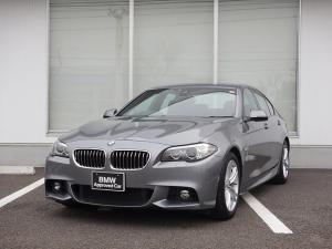 BMW 5シリーズ 523i Mスポーツ 衝突軽減ブレーキ 車線逸脱警告