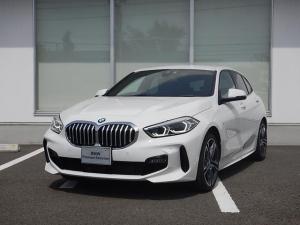 BMW 1シリーズ 118i Mスポーツ ナビP コンフォートP ワンオーナー