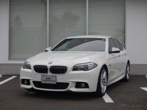 BMW 5シリーズ 523i Mスポーツ 19AW ACC 1オーナー 2年保証