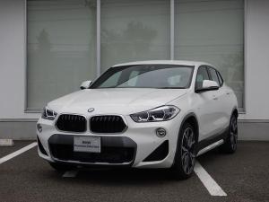 BMW X2 sDrive 18i MスポーツXハイラインPコンフォートP