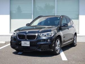 BMW X1 sDrive 18i Mスポーツ コンフォートP ACC