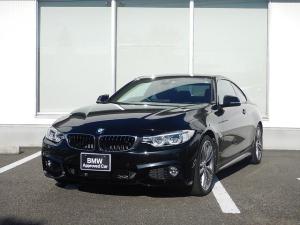 BMW 4シリーズ 435iクーペ Mスポーツ コーラルレッドレザー LEDヘッドライト 19AW