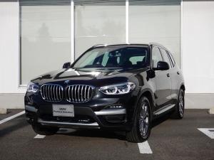 BMW X3 xDrive 20d Xライン ハイラインP モカレザー 新型メーターパネル 2年間走行無制限保証