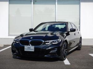 BMW 3シリーズ 320i Mスポーツ コンフォートP/オートマチック・トランクリッド、ストレージP、HiFiスピーカー デビューP/ヴァーネスカ・レザーシート、19インチAW、センサテック・インパネ、ウッドトリム・弊社試乗車