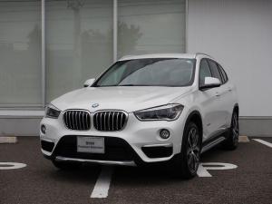 BMW X1 xDrive 20i xライン コンフォートP 19インチAW 社外品DTV ワンオーナー 2年間走行無制限保証