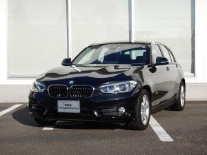 BMW 1シリーズ 118i スポーツ パーキングサポートパッケージ 2年間走行無制限保証