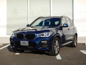 BMW X3 xDrive 20d Mスポーツ 弊社社有車 2年間走行無制限保証
