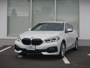 BMW 1シリーズ 118i プレイ IDRIVEナビゲーションパッケージ コンフォートパッケージ オプション17AW ワンオーナー 2年間走行無制限保証