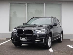 BMW X5 xDrive 35i xライン モカレザー アダプティブLEDヘッドライト ハーマンカードンHiFiスピーカー ワンオーナー 1年間走行無制限保証