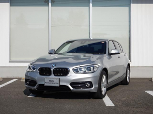 BMW 1シリーズ 118d スポーツ コンフォートパッケージ パーキングサポートパッケージ 2年間走行無制限保証
